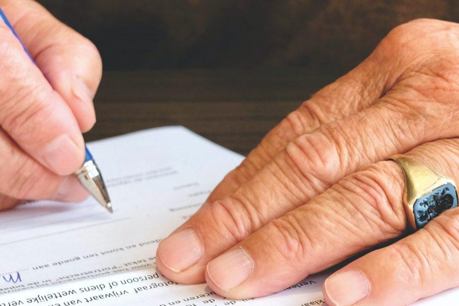 testemunhas são obrigatórias em contrato